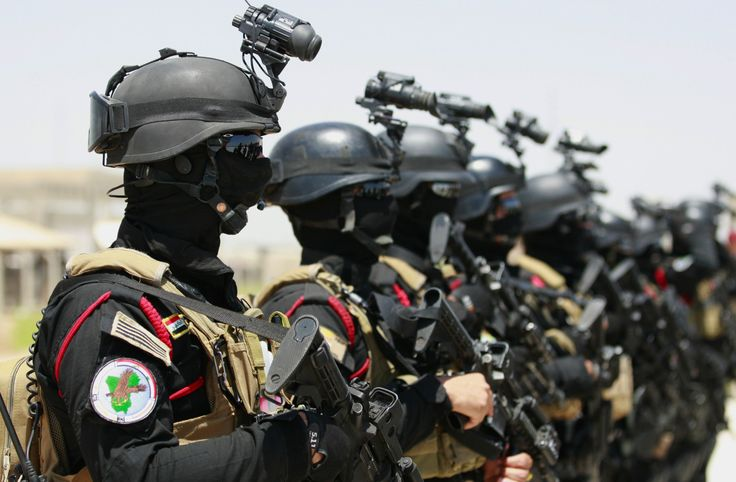 Fielding some of the best Western equipment available, along with training by numerous U.S Special Forces such as the Green Berets, the Iraqi Special Operations Force has quickly become one of the most effective, well equipped and well trained units in the Middle East.