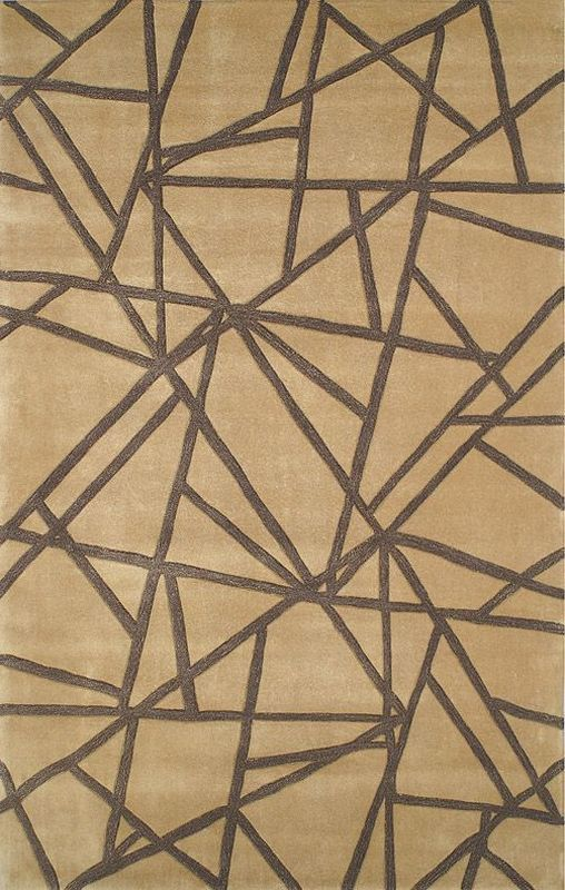 the american home rug company casual contemporary connected gold rug contemporary rugs - Rug Design Ideas