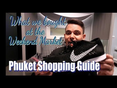 Phuket Shopping Guide | Naka Weekend Market