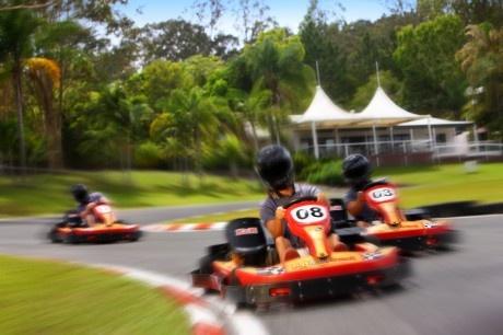 #airnzsunshine  Nothing like car racing in the sunshine coast