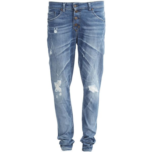 Object Collectors Item Loose-Fitted Boyfriend Jeans (£31) ❤ liked on Polyvore featuring jeans, pants, bottoms, pantalones, medium blue denim, boyfriend fit jeans, loose fitting jeans, loose fitting boyfriend jeans, loose boyfriend jeans and loose fit boyfriend jeans