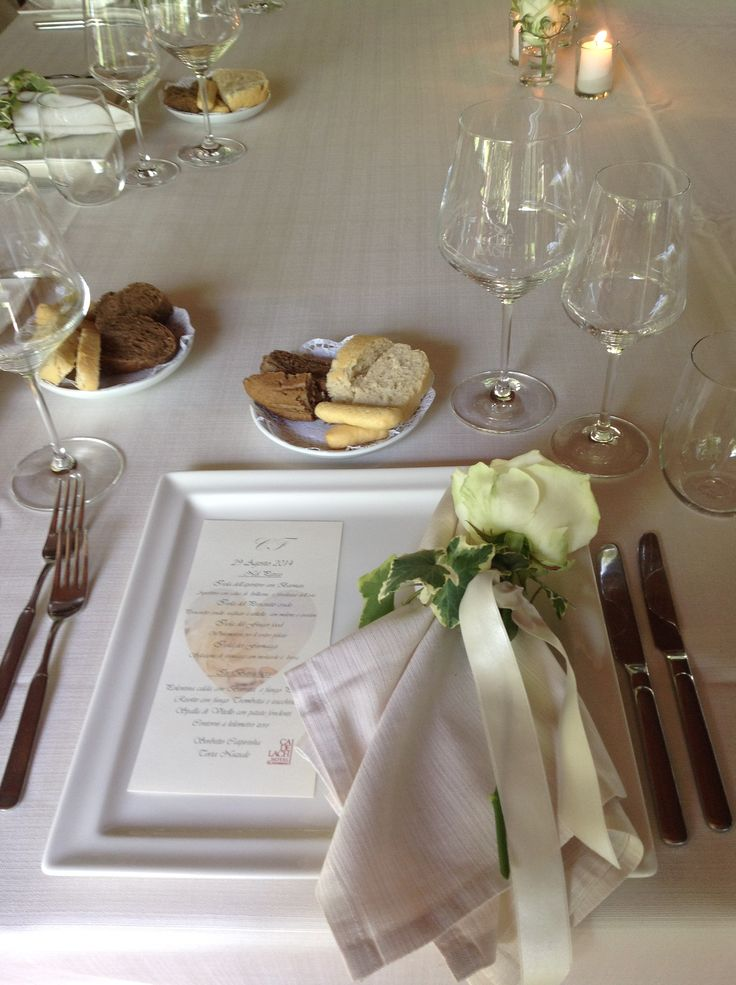 Cadelach #wedding #table banchetto di #nozze #misenplace http://www.cadelach.it/en/wedding.php