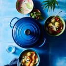 Try the Sopa de Pollo with Plantain Dumplings Recipe on williams-sonoma.com/