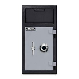 Mesa Safe Company Mfl 1.3-Cu Ft Combination Lock Drop Box Safe Mfl2714c-Ilk