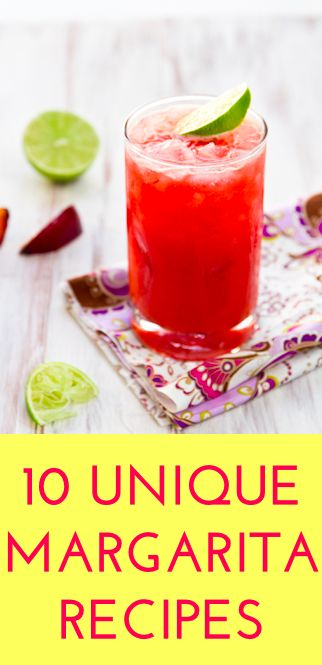 It's National Margarita Day! Celebrate With These 10 Recipes