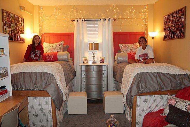 Ole Miss Martin Hall dorm room