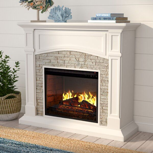 Boyer Electric Fireplace Electric Fireplace White Electric