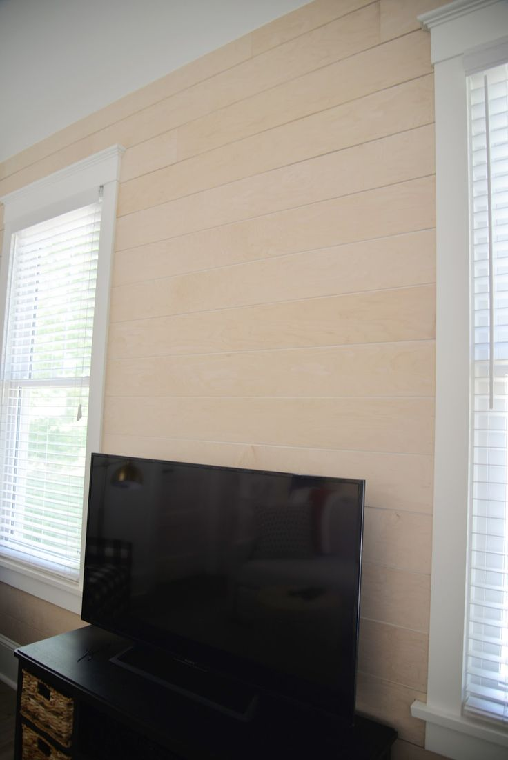 DIY Shiplap – Keeping It Natural