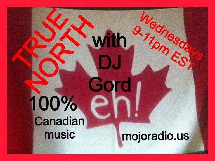 """""""Please join Dj Mel and Gordon for TRUE NORTH on www.mojoradio.us from 9-11PMEst! The following is the tunein app for the player #RealRadiohttp — with Beany Lesiuczok, Timmy Jay, Richard Simpson and 12 others.""""  Found on Timmy Jay's FaceBook page."""