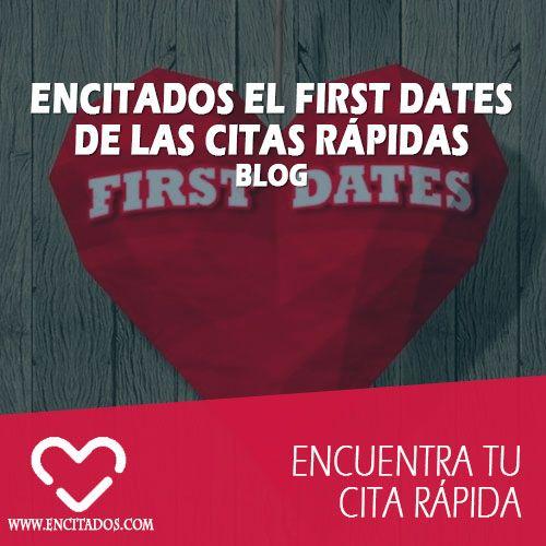 Encitados el First Dates de las citas rápidas