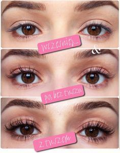My lashes are already healthy and long because I do not torture them with makeup, but who doesn't want to grow their own natural eyelashes as long as possible