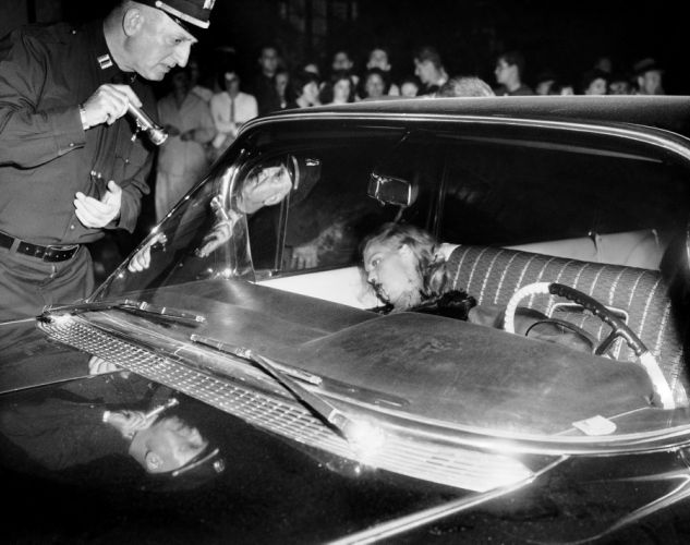 Janice Drake suffered her own unhappily ever after when she was found shot to death in the front seat of a black Cadillac with mobster Little Augie Pisano in 1959.
