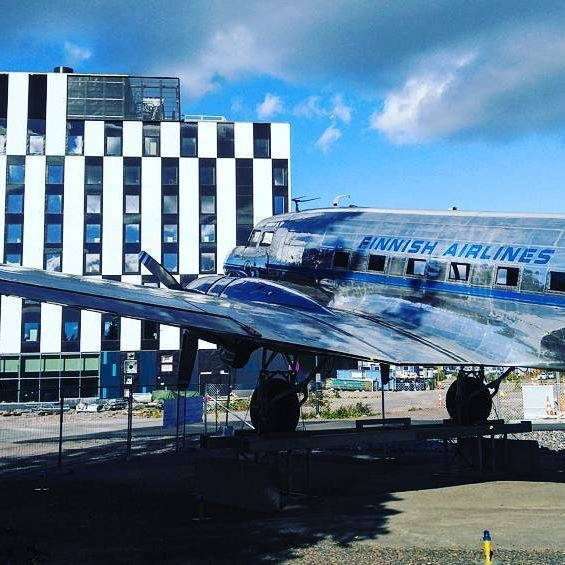 The Finnish Aviation Museum near Helsinki Airport is a fascinating place for all interested in aviation.  It's located next to soon to be opened Clarion Airport Hotel Vantaa.  #ilmailumuseo #aviationmuseum #aviation #avgeek #museum #history #helsinkiairport #vantaa #clarionhotelvantaa #finnair #planelovers #plane #travelblogger #timokiviluoma