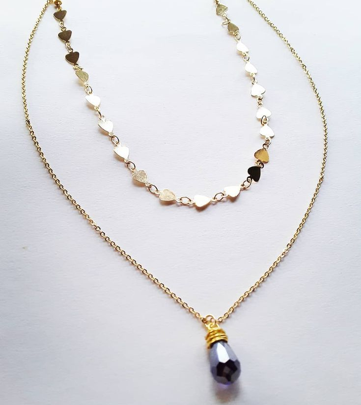 Neue Modelle von Doppelketten 💕 von Angélica Thumb Accessories. . OSo …   – jewelry
