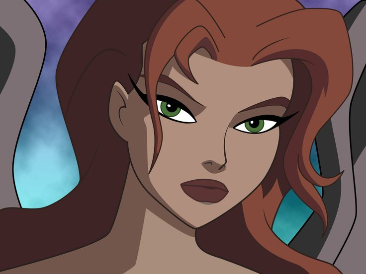 Yes, she's animated, but until DC films gets over their sausage fest, this representation is HOT.