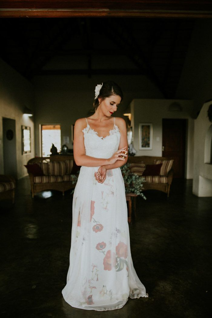 Eclectic South African Wedding At Francines Venue With A Touch Of Moroccan Influence