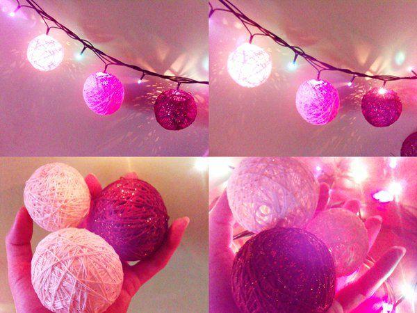 Jeśli #wyczerpałeś już #budżet na prezenty - nie wszystko stracone! My zamiast kupić #cottonball, zrobiliśmy je sami! :) To naprawdę #proste: http://bitly.pl/tDNdW/qr ! #rusztylek #kupuj #ozdoby #prezenty #DIY