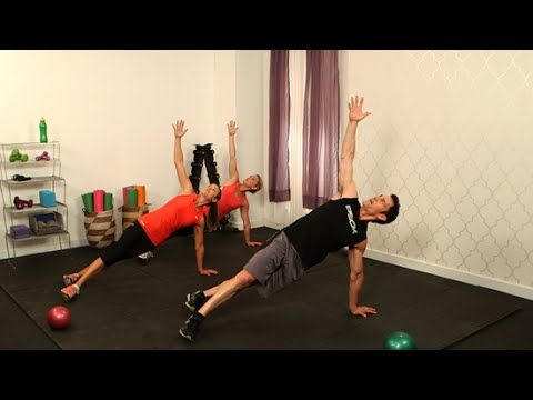 10-Minute Full-Body P90X Workout With Tony Horton | Class FitSugar | Get your #BetterFatBurner blood pumping with this workout!