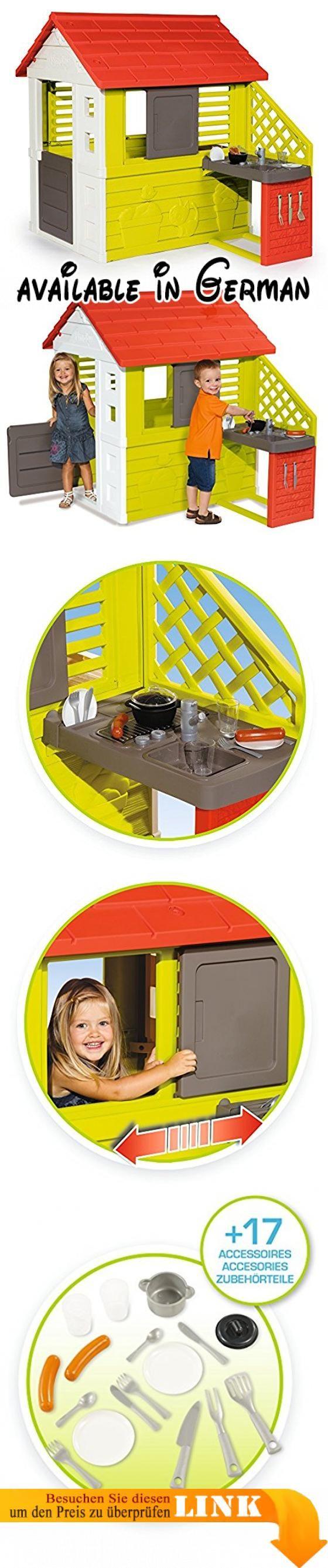 Smoby Spielhaus Mit Küche   Die Besten 25 Spielhaus Smoby Ideen Auf Pinterest Smoby Rutsche
