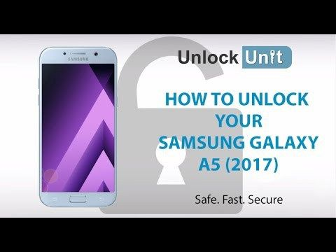 HOW TO UNLOCK Samsung Galaxy A5 (2017) - WATCH VIDEO HERE -> http://pricephilippines.info/how-to-unlock-samsung-galaxy-a5-2017/    CLICK HERE FOR SAMSUNG PHONE PRICE LIST   – Unlock your phone fast, secure and protected! This is a video tutorial on how to unlock your Samsung Galaxy A5 (2017). The unlocking process is a simple 3-step process and does not need any technical skills for that. Once your Samsung Galaxy...  Price Philippines