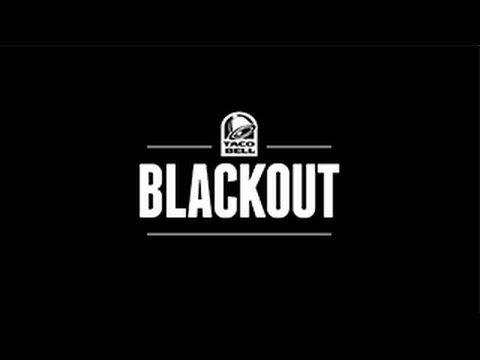 (108) DigitasLBi US - Taco Bell Blackout - YouTube
