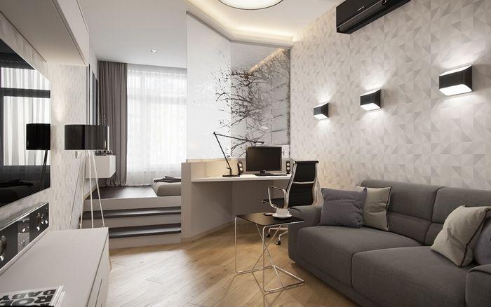 2 SZOBÁS ÁLOM LAKÁS - Muszáj megmutatnom Nektek ezt a pici lakást, amit találtam! Mindössze két szoba + fürdő és fantasztikus!...