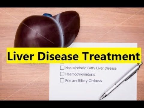 Liver Disease Treatment - Cure Liver Disease Naturally