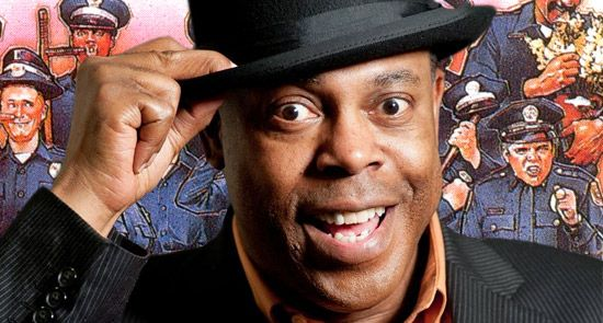 Interview with Michael Winslow, Police Academy's 'Man of 10,000 Sound Effects'