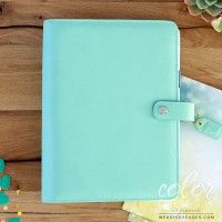 Websters Pages Color Crush A5 Planner Kit - Mint
