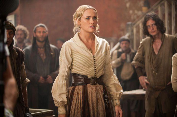 Hannah New as Eleanor in Black Sails. | Black Sails ...