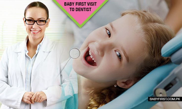 As per recommendation by dental association child first visit to the dentist when baby attain 1 year, recommended to visit after 6 month of baby first tooth