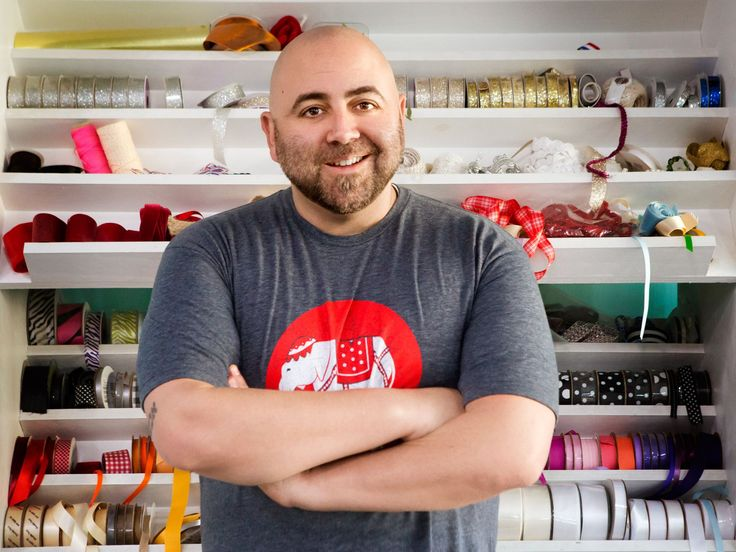 Duff Goldman is a superstar baker who has appeared on Ace of Cakes and Holiday Baking Championship. Get his foolproof recipes and learn more on Food Network.