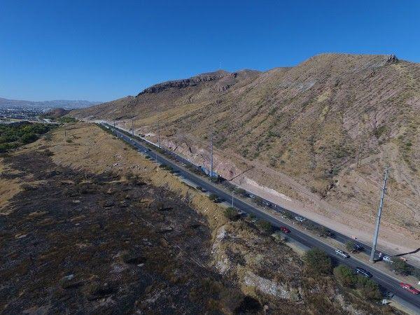Avanza Gobierno Municipal a un 44% ampliación en carretera a Aldama | El Puntero