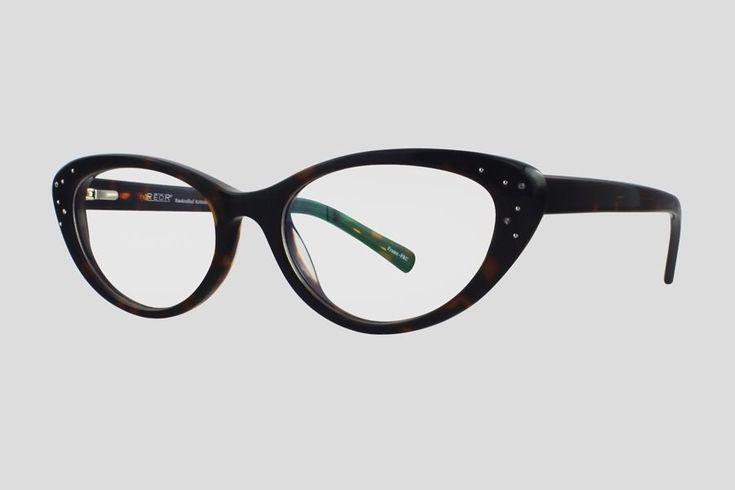#Brillen van Reor. Dit is de Blondelle (art. nr. F10.661FTU), complete bril vanaf € 39.90. #Montuur van schildpad design acetaat. Verkrijgbaar in meerdere kleuren.