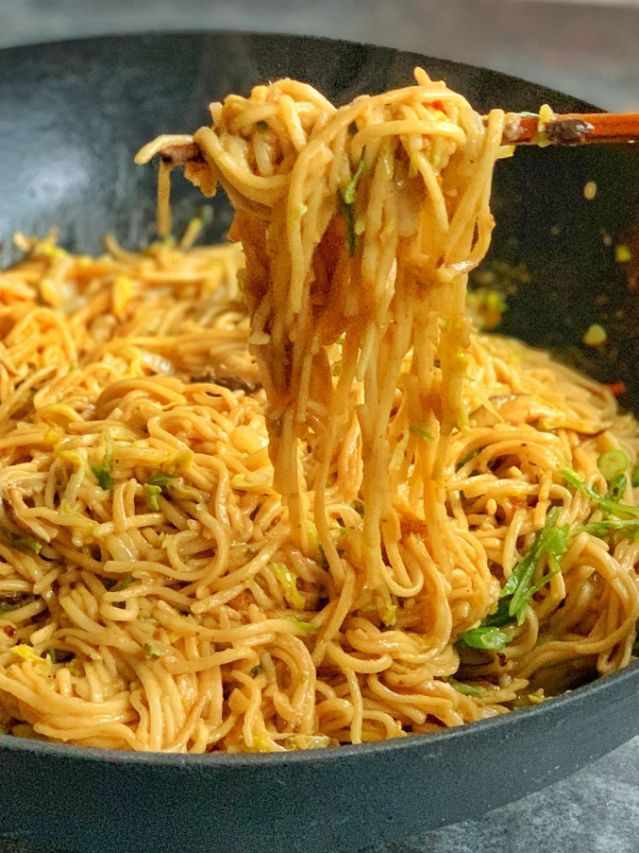 Celebrate Christmas The Jewish Way With Chinese Takeout Noodles Asian Recipes Asian Dishes Pasta Dishes