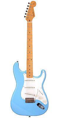 Fender Japan ST57-US Sonic Blue Stratocaster Electric Guitar