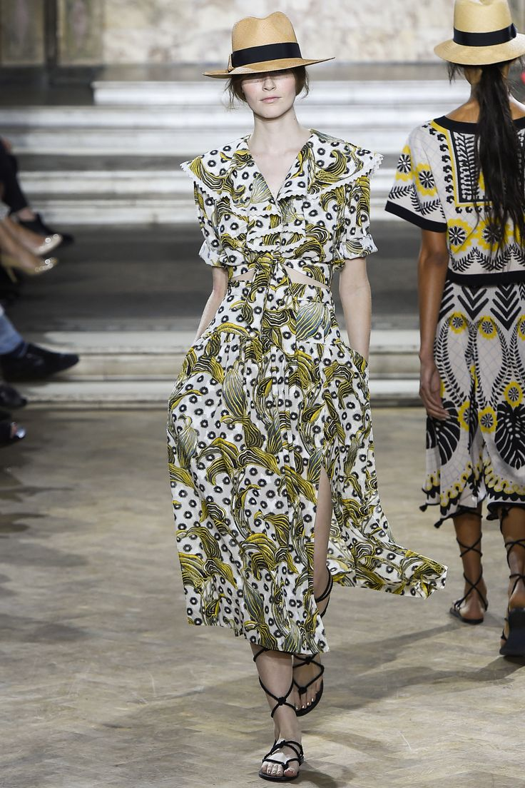 Temperley London Spring 2016 Ready-to-Wear