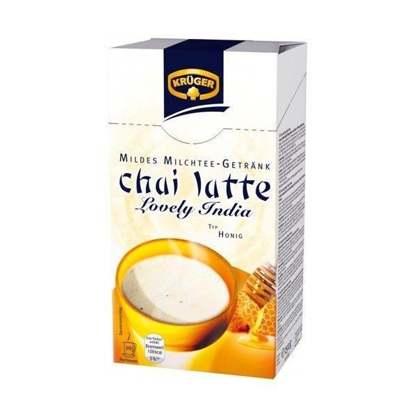 KRÜGER chai latte Lovely India