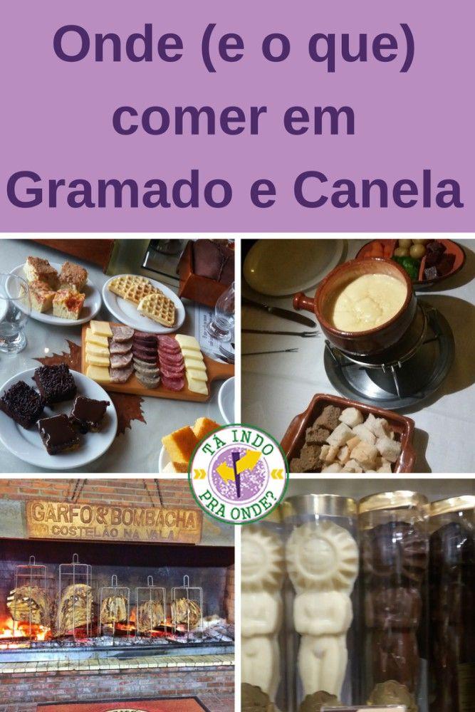 Onde e o que comer em Gramado e Canela - dicas de restaurantes, festival gastronômico e pratos imperdíveis!