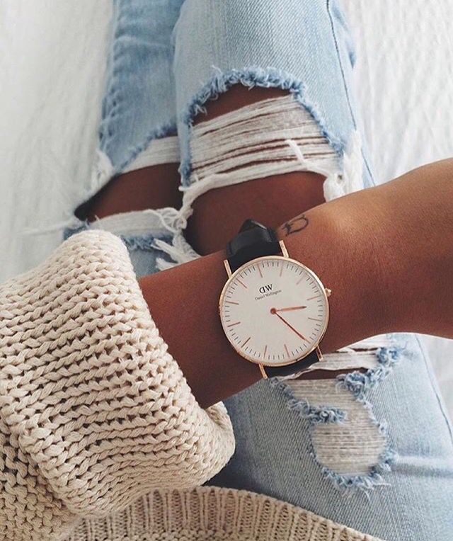 Daniel Wellington  #RePin by AT Social Media Marketing - Pinterest Marketing Specialists ATSocialMedia.co.uk