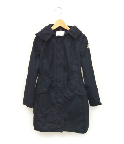 moncler argeline hooded coat
