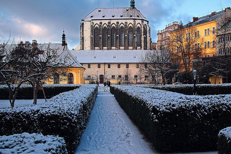 Prague - Franciscan Garden