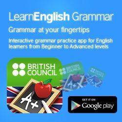 Grammar videos | LearnEnglish Teens | British Council