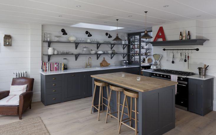 Bespoke Oak Kitchens - Victorian Terrace 1by Plain English