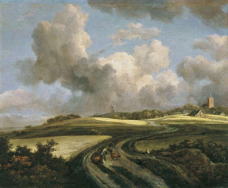 .:. Jacob van Ruisdael