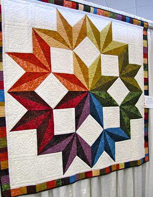 carpenter's star #quilt