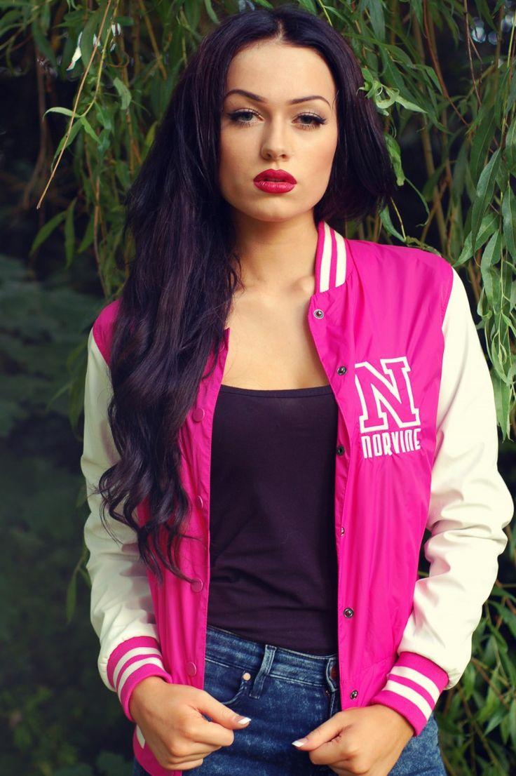 Womens Varsity Jacket 10