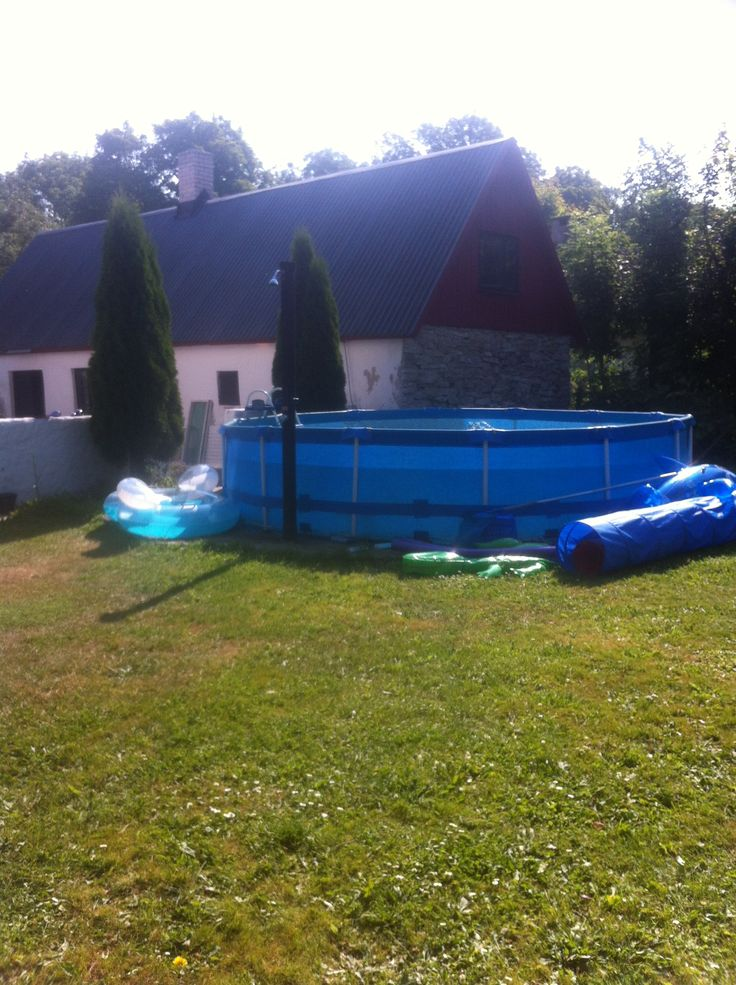 The pool !