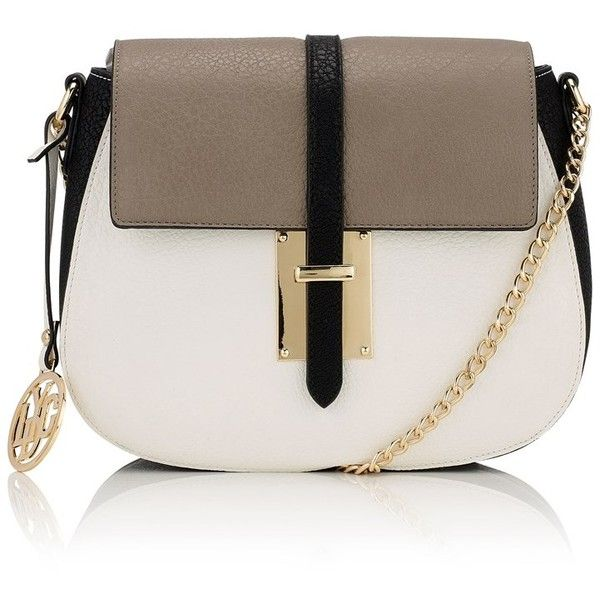 Lydc Colour Block Crossbody Bag (2,060 PHP) ❤ liked on Polyvore featuring bags, handbags, shoulder bags, purses, сумки, colorblock handbags, structured purse, color block handbag, lipsy and colorblock crossbody
