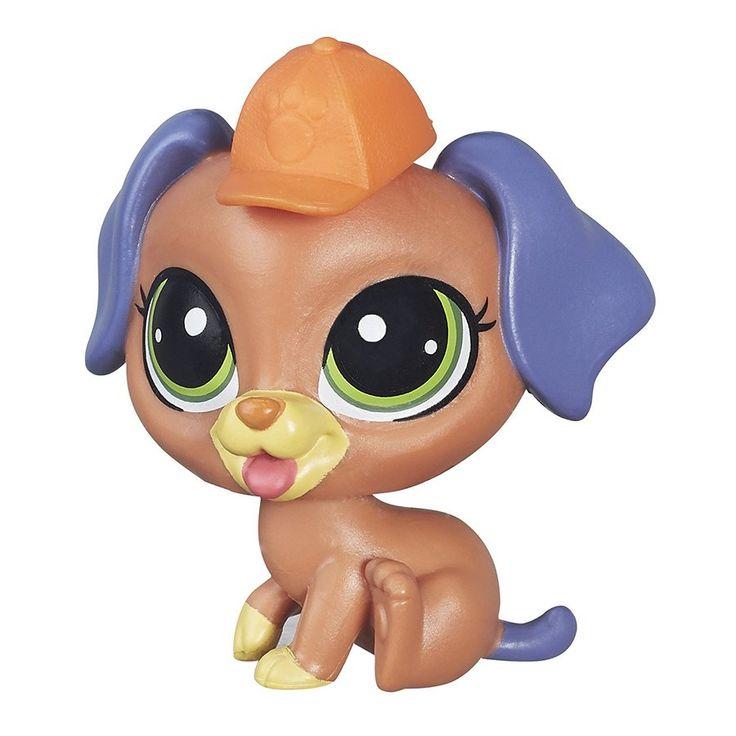 Littlest Pet Shop Single Pet Pup Tacaro #30